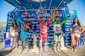 ama motocross race results motocross action magazine rapid race results thunder valley just