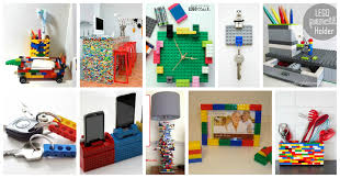 absolutely amazing diy lego projects for your interiors