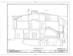 Floor Plan Survey Floor Plans Of The Mansion Olana Frederic Edwin Church House