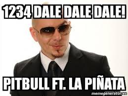 Pitbull Meme Dale - memes dale dale dale memes pics 2018