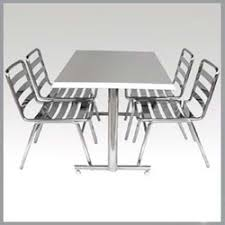 stainless steel table and chairs stainless steel chair in bengaluru karnataka manufacturers