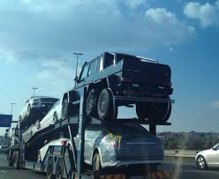 mercedes 6x6 ten mercedes benz g63 amg 6x6s reach south africa might all be