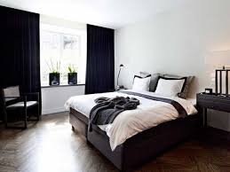 Black Curtains Bedroom Stylish Interior Designs With Black Curtains