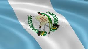Guatemala Flag Stock Video Guatemalan Flag In The Wind 10577959 Pond5