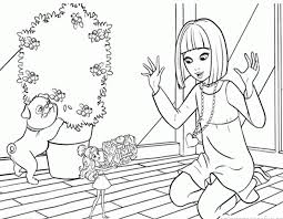 thumbelina pictures coloring