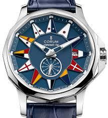 Nautical Themed Watches - corum admiral legend 42 watches ablogtowatch