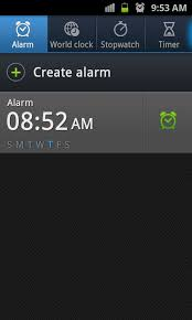 how to set alarm on android how to change default ringtons sound notifications alarm tone on