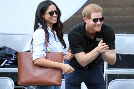 prince harry meghan markle engagement markle speaks out