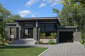 contemporary homes floor plans contemporary house plan 158 1263 3 bedrm 1268 sq ft home