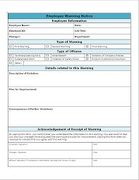 Employee Engagement Resume Employee Warning Write Up Invitation Templates Employee
