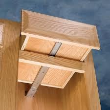 self closing cabinet drawer slides accuride center mount slide for face frame cabinets series 1029