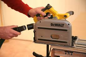 dewalt table saw dust collection dewalt s new saw the inside track thisiscarpentry