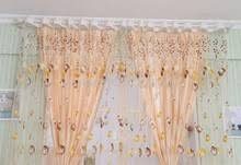 Yellow Valance Curtains Online Get Cheap Yellow Valance Curtains Aliexpress Com Alibaba