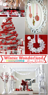 winter wonderland party ideas for kids