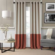 Rust Colored Kitchen Curtains Buy Window Curtains U0026 Drapes From Bed Bath U0026 Beyond