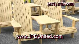 Wooden Adirondack Chairs On Sale Video 31 Wooden Adirondack Furniture For Sale Jpd United