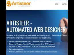 wordpress u0026 joomla templates automatisch erstellen mit artisteer