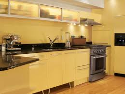 Kitchen Cabinets Organizer Ideas Creamy Contemporary Kitchen Furniture With Floating Hazy Glow