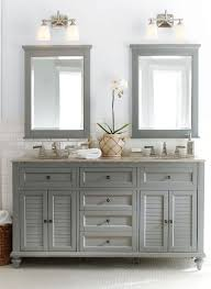 mirror ideas for bathroom fabulous double mirror bathroom 45 anadolukardiyolderg