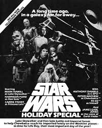 we movies whm on screen the star wars holiday special