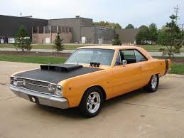 How Much Are Dodge Darts This Lime Green 1969 Dodge Dart Gt Has Been Fully Customized And