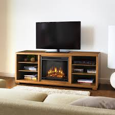 light oak electric fireplace marco walnut entertainment center and electric fireplace
