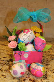 Decorating Easter Eggs With Tissue Paper easter egg decorating idea 1 papier mache