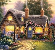 Country Cottage Cross Stitch Popular Country Cottage Landscaping Buy Cheap Country Cottage