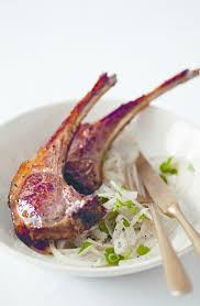 Smothered Lamb Chops Kuzu Pirzola Marinated Lamb Chops Extract From Istanbul By