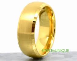 Mens Wedding Rings Tungsten by Tungsten Ring Etsy