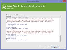 android studio install installing android studio and environment setup the programmer