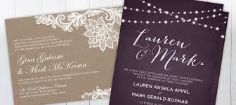 wedding invitation wording bradford
