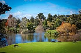 The Royal Botanic Gardens Botanica At The Royal Botanic Gardens Melbourne