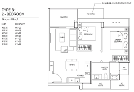 residence floor plan floor plans for inz residence ec choa chu kang mrt station