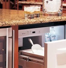 monogram zibi240hii 24 inch undercounter refrigerator with 4 25 cu