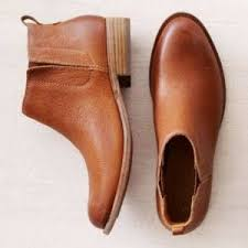 25 brown leather boots ideas on best 25 flat ankle boots ideas on flat booties brown