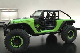 jeep unveils seven new concepts the future is now jeep unveils 2016 concepts heading to moab