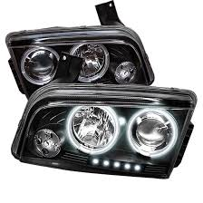 2010 dodge charger parts dodge charger non hid 2006 2010 ccfl led projector headlights