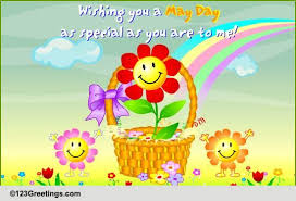 may day cards free may day wishes greeting cards 123 greetings