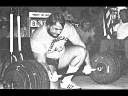 Bruno Sammartino Bench Press Jon Cole Weightlifting Legend Youtube