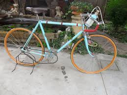 bianchi sprint celeste bici corsa epoca racing bike campagnolo