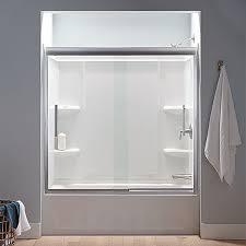 One Piece Bathtub Wall Surround Best 25 Bathtub Surround Ideas On Pinterest Bathtub Ideas