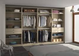 dressing chambre a coucher modele dressing chambre avec awesome model de dressing gallery