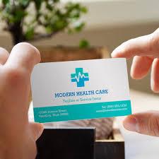 Medical Business Card Design Medical Health Care Modern Clean Ecg Logo Business Cards