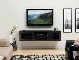 Wall Mounted Tv Cabinet With Doors Wall Shelves Design Modern Shelving Under Wall Mounted Tv Tv