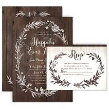 rustic wedding invitation rustic wedding invitations s bridal bargains