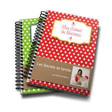 cahier de cuisine vierge créer livre de cuisine cahier de cuisine creermonlivre com