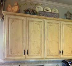 Faux Finish Cabinets Kitchen Lynda Bergman Decorative Artisan Painting Faux Finishes On