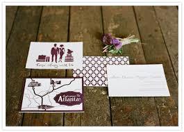wedding invitations atlanta atlanta railroad station wedding mike 100 layer cake
