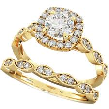 zirconia stone rings images Sterling silver ladies halo cubic zirconia rings set gold tone jpg